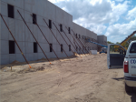This is a 2 story 27,000 sq ft (40) classroom Middle school being built in Hillsborough County outside Tampa. Complete Electric is working with MG3 Developers out of Hollywood, FL on this project as well as (2) schools in North Miami and (1) in Plantation, FL.