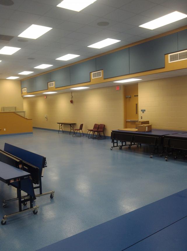 Project Osceola School Kitchen Renovation Complete